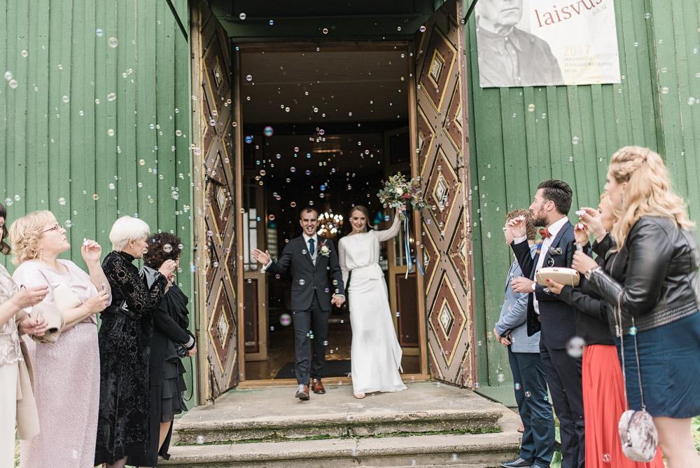 Vestuvės Babtuose