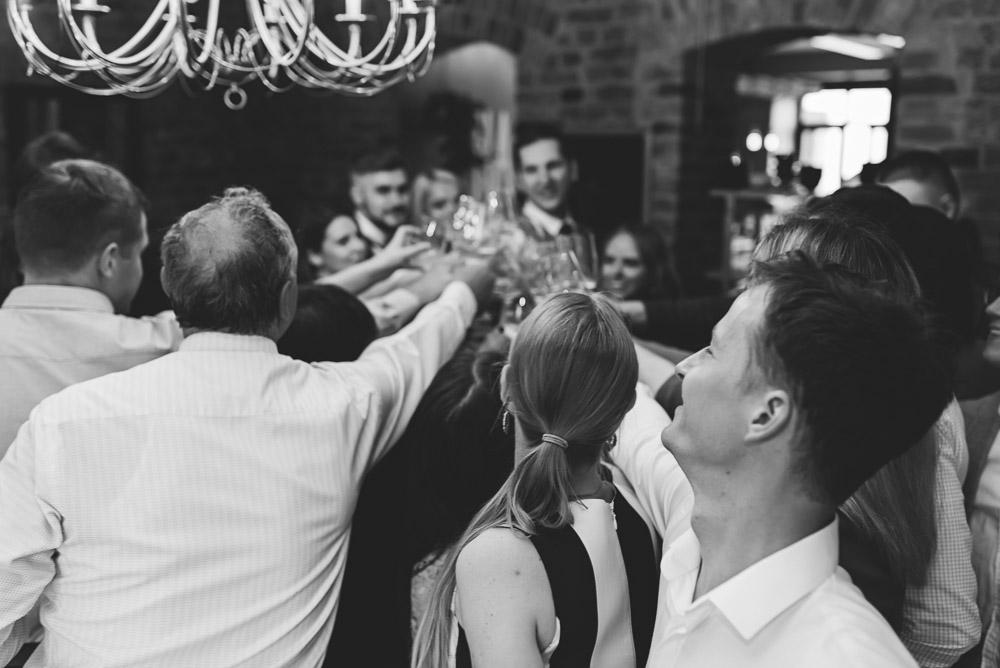 Vestuvių šventė Namų Restorane