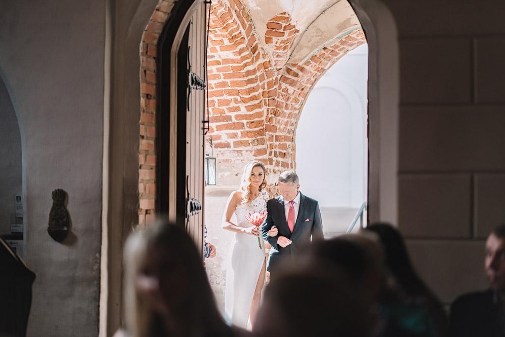 Vestuvių ceremonija Kaune