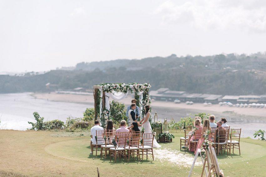 Mažos vestuvės Balyje