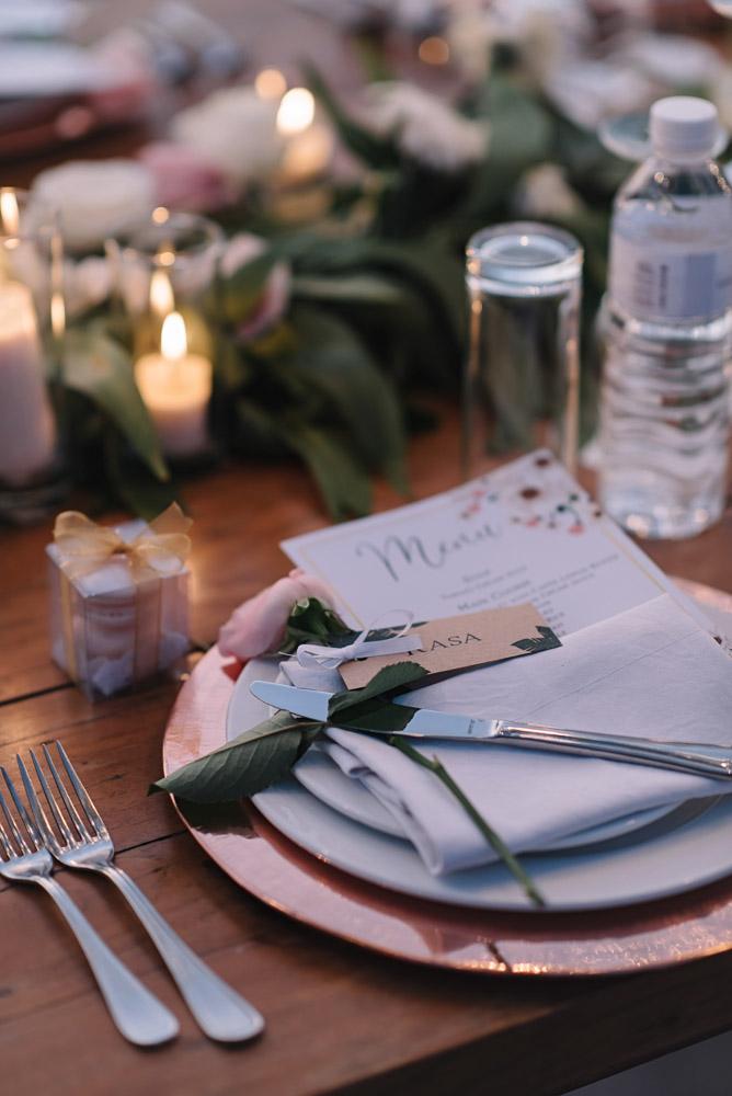 Vestuvių šventė Balyje