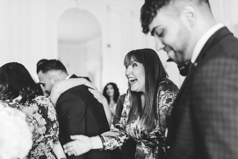 Vestuvių ceremonija Užutrakio dvare