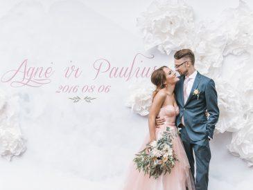 Didele fotosienele vestuvems